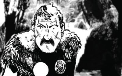 BEAF TAKEOVER ROYAL ARCADE : THE PAPER CINEMA