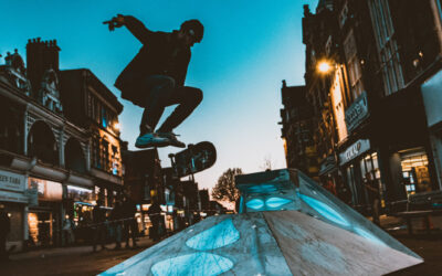 Design a Skateboard Deck Competition to support Noyce Gardens DIY