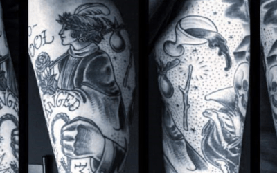 THE OUTSIDERS PROJECT: TATTOO
