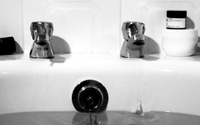 OPEN SUBMISSION : YOU LEFT THE TAPS RUNNING