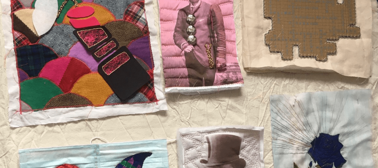 Image of the quilt created by Vita Nova