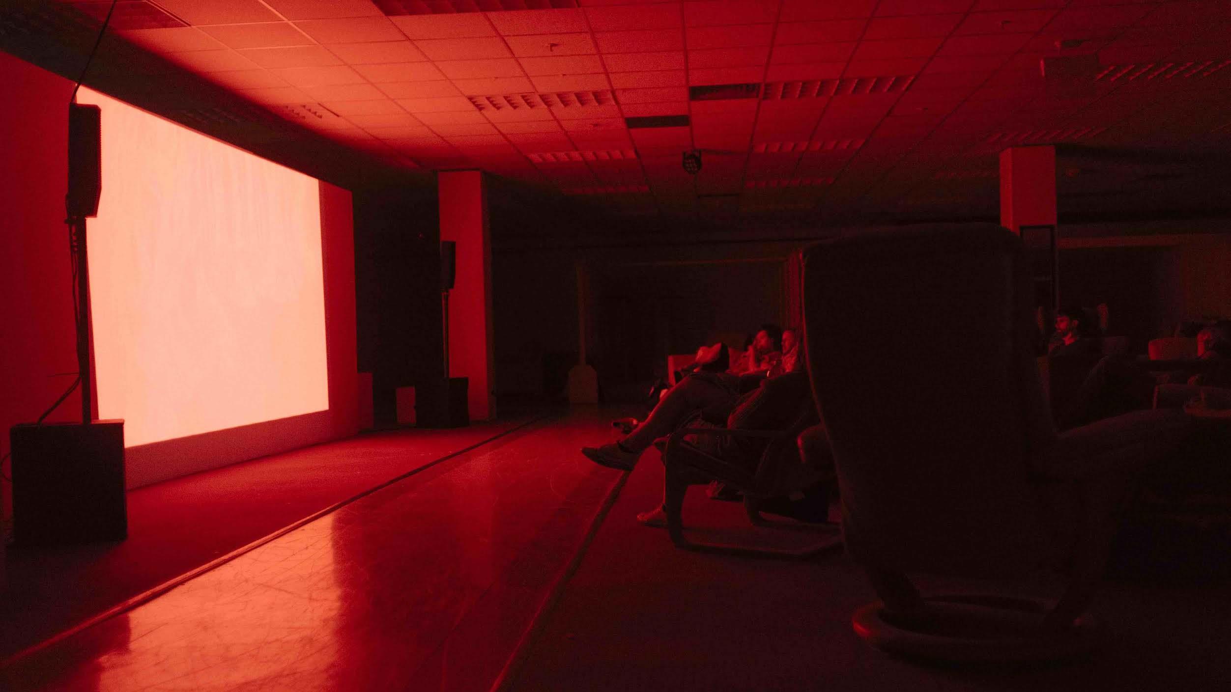 BAD Gallery Cinema